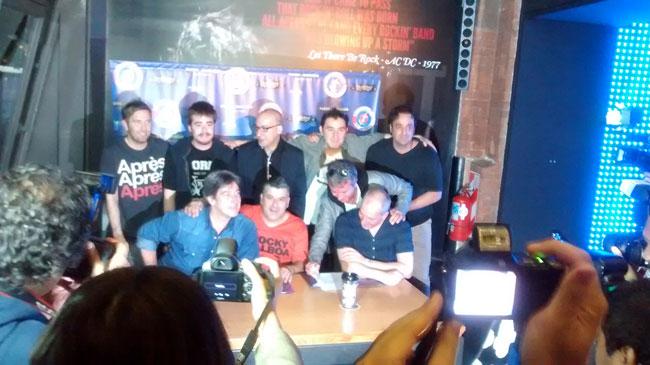 Presentación oficial de la obra teatral de Peligro Sin Codificar