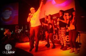 Pichu y Los Rebos en Club Leloir 8vo Aniversario