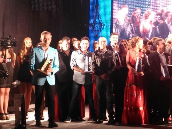Peligro Sin Codificar ganador del Premio Carlos 2015!
