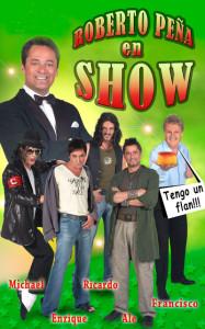 Roberto Peña en Show