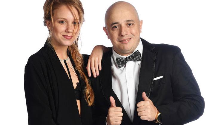 Rocío Pardo y El Dipy - Bailando por un sueño 2017
