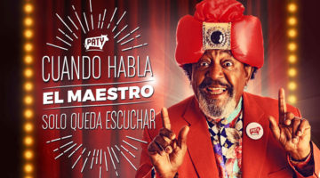 """Rubén Rada """"Sabiduría al Plato"""" para Paty Uruguay"""