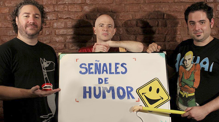 contratacion de señales de humor