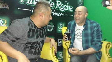 Sebastián Presta en Pinar de Rocha