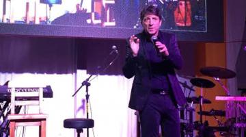 Sergio Gonal en inauguración de planta de Jacto