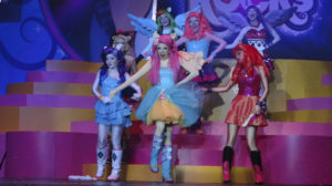 contratar el show de my little pony