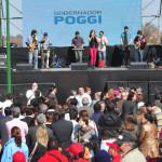 Cumbia Cool en la inauguración del Corredor Vial, San Luis