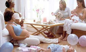 Contratar shows para baby showers