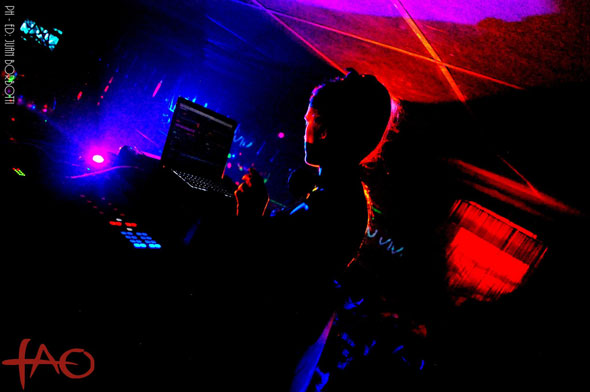 Silvina Luna Dj Set en Baku/TAO Disco Lounge [Mayo 2013]