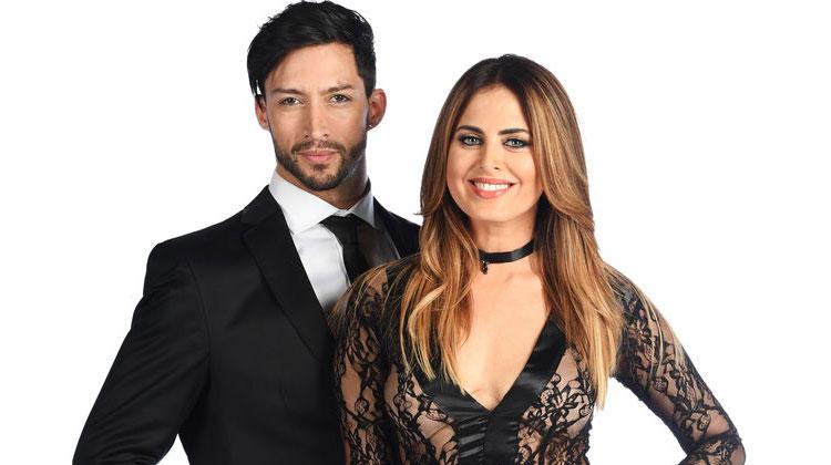 Silvina Luna y Juan Leandro Nimo - Bailando por un suelño 2017