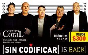 Sin Codificar is Back - Villa Carlos Paz 2019