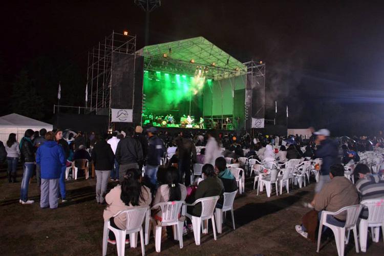 Festivales en Tafí del Valle 2014
