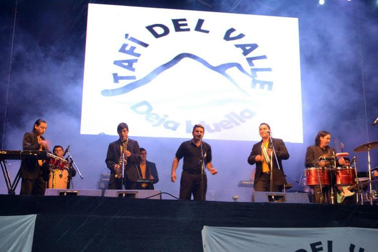 Musicales en Tafí del Valle 2014