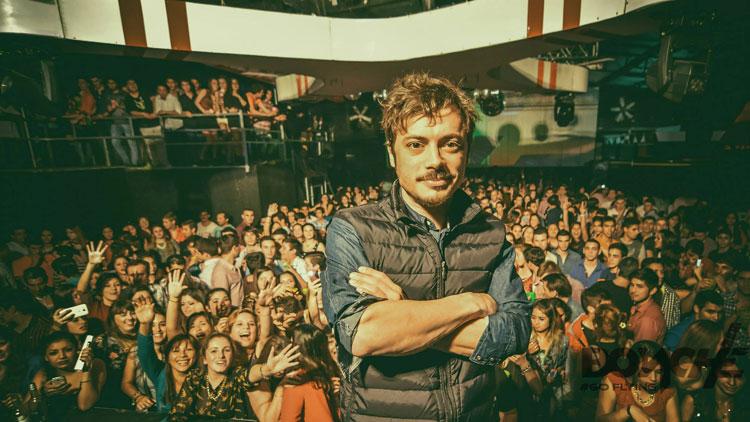 Tomás Fonzi en Bonche, Entre Ríos