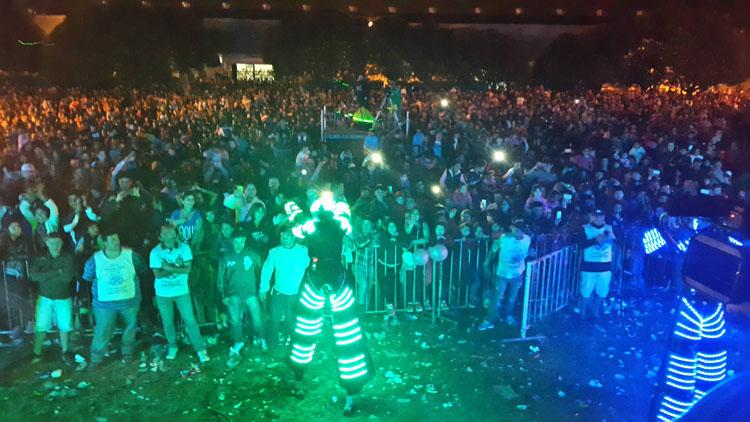 Día del niño UOCRA, La Plata