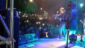 Show de Vilma Palma en San Juan