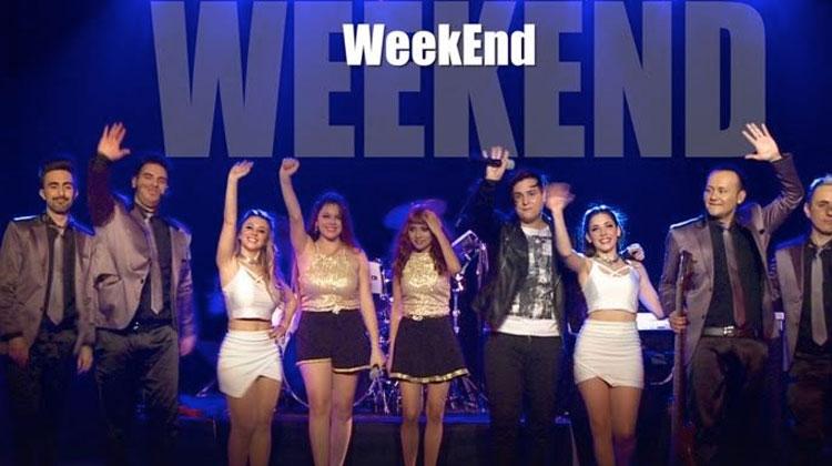 Contratar a Grupo WeekEnd
