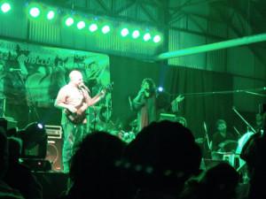Yamila Cafrune Expo del Caballos Criollos [Abril 2012]
