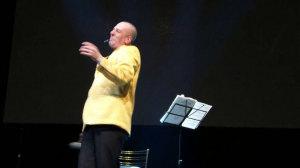 Yayo en el Auditorio Ángel Bustelo, Mendoza